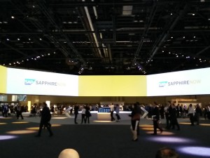 SAP Sapphire Now Conference 2015