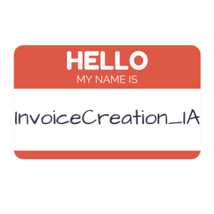 InvoiceCreation_IA